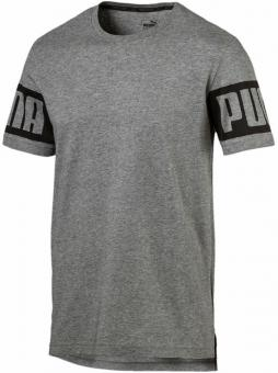 PUMA Rebel Tee BLACK