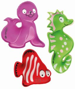 NEOPRENE DIVING ANIMALS