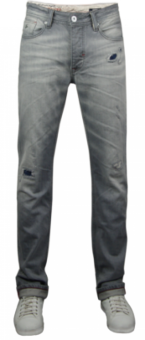 ESPEN Denim Slim Fit  Deep Grey Marl