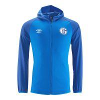 Fc Schalke 04 Hooded Jacket