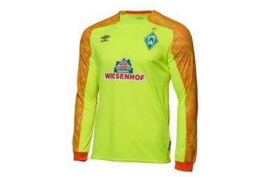 Werder Bremen GK Home Jersey JNR
