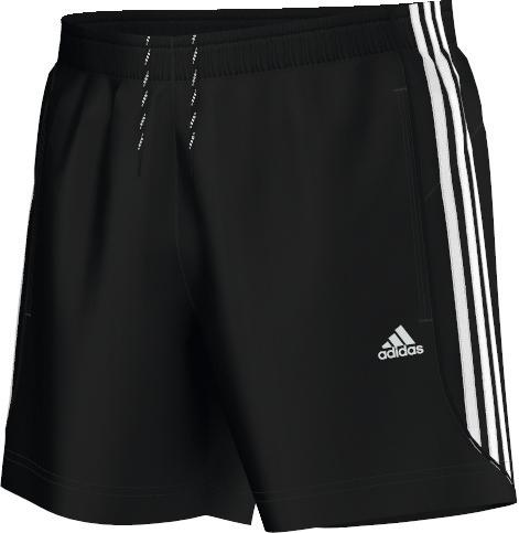 Adidas Performance Herren Sport Short Ess Chelsea 2 Sj Short Schwarz Weiß Clothing & Accessories Men's Clothing